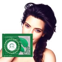 Love Thanks Seaweed Eye Mask Plant Collagen Eye Patches Dark Circle Puffiness 2PCS/1Pack Creams
