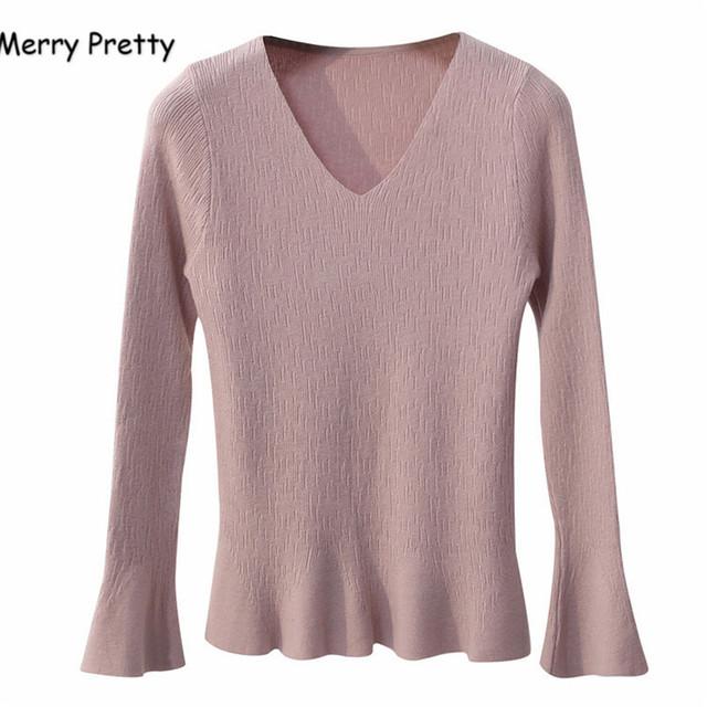 Aliexpress.com : Buy Merry Pretty Autumn New Women Knitted ...