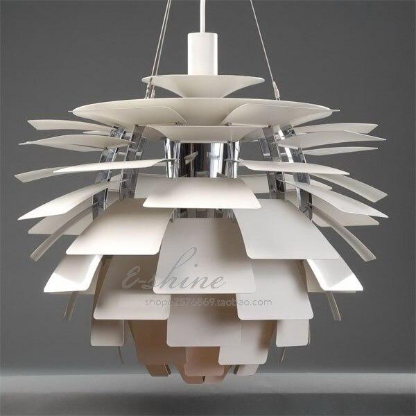 Aliexpresscom Buy CM Pinecone Pendant Light Fashion Aluminum - Light fittings for bedrooms