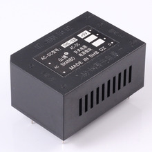 AC220V до 9 В 1330ma AC-DC выключатель Мощность модуль Импульсные блоки питания изолированный Мощность 1.33a 12 Вт