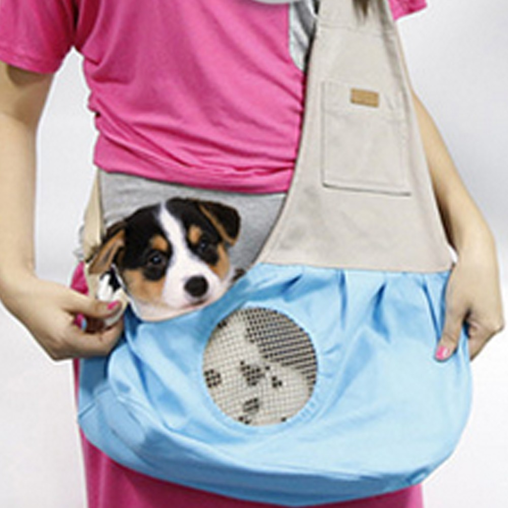 Hot Sale Pet Carrier Cat Field Pack Puppy Doggy Single -1322