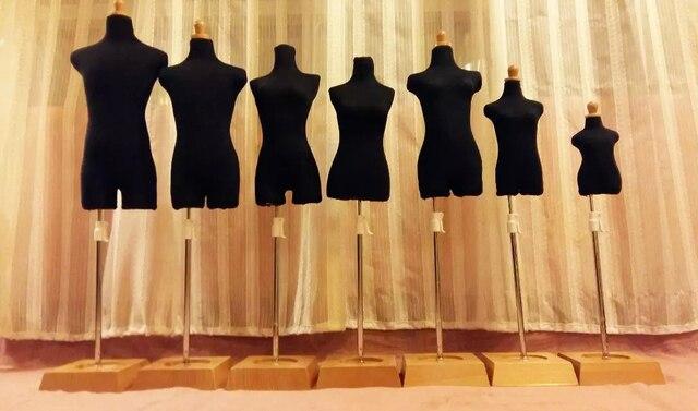 Mini Größe Schaufensterpuppe für BJD Puppe Kleidung/DIY Kleid ...