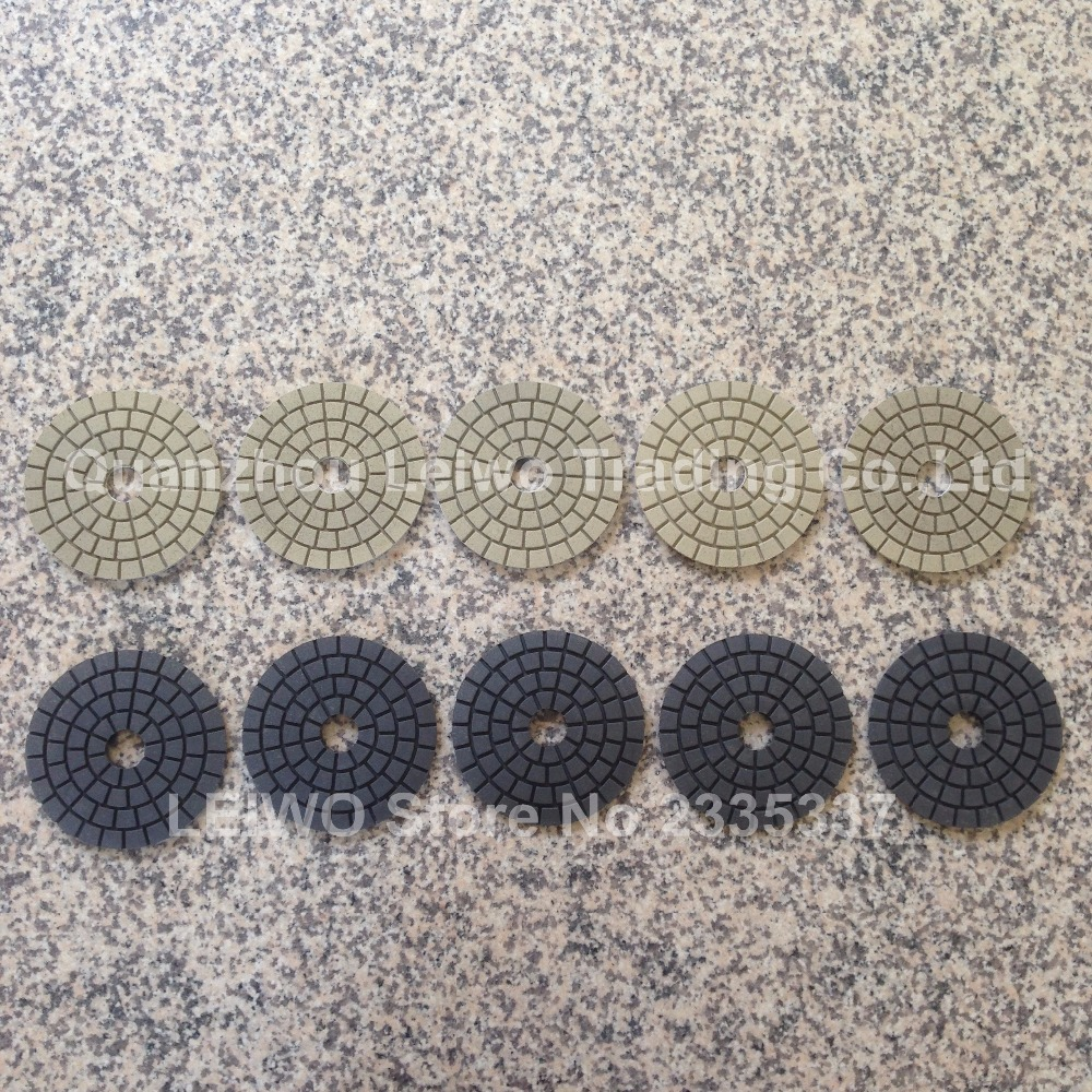 Marble Polishing Buffing : Diamond polishing buff inch top quality granite disc