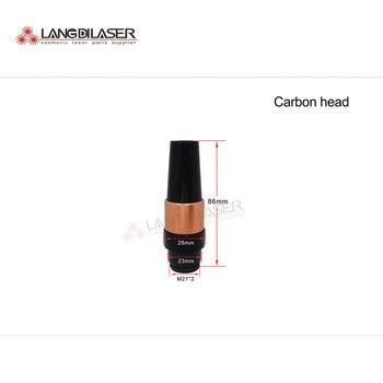 Picosecond laser C head , picosecond laser carbon head , YAG laser carbon head