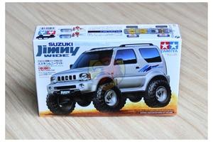 Image 1 - 1:32 modell auto für Suzuki Jimny Modell Erwachsene spielzeug 4X4 Garage kit offroad zubehör