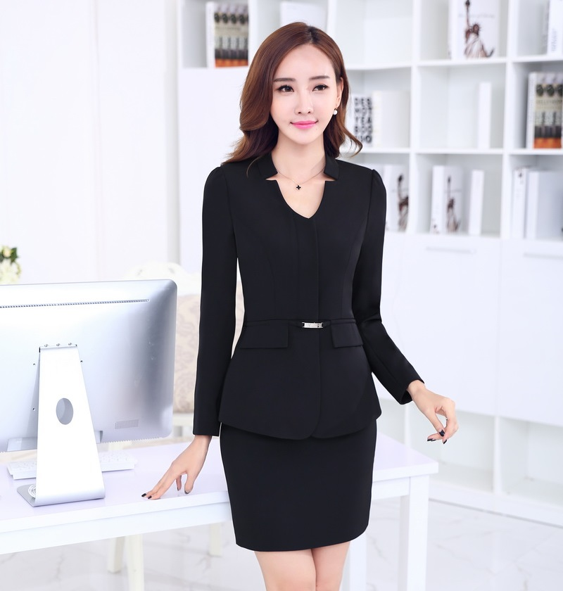 Bring home stylish clothing from this line, and get down to business today. Create Fantastic Outfits Choose from a large selection of work clothes for women, including sharp blazers, beautiful blouses and button-up shirts, slim-fitting dress pants, alluring dresses, a variety of .