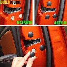 車のドアロックネジプロテクターカバーのためのladaグランタlargusカリーナniva prioraベスタxrayマツダ 2 3 6 CX 5 CX 3 CX 9 MX 5 CX 8
