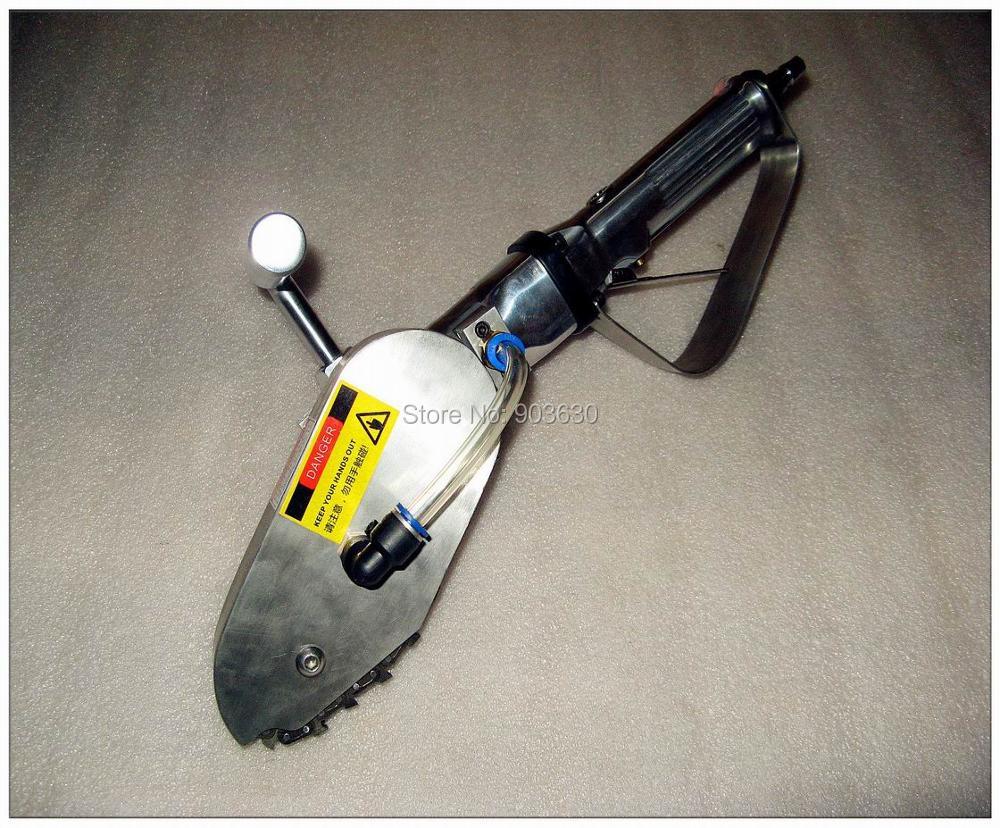 Пневматическая машина для очистки коробки воздуха устройство для удаления обрезков инструмент для обрезки грубой Бумаги Край Машина для обрезки картона
