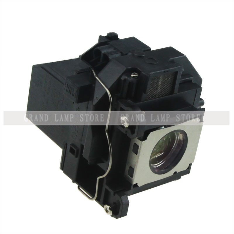 ФОТО ELPLP57 / V13H010L57 Compatible lamp with housing for EPSON 450W/460;EPSON EB-440W/450W/450Wi/455Wi/460/460i/465i/Happybate