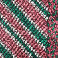 Summer Color Green African Super Real Wax Prints Wholesale 6yards Hollandais Style Veritable Wax Printed Fabric