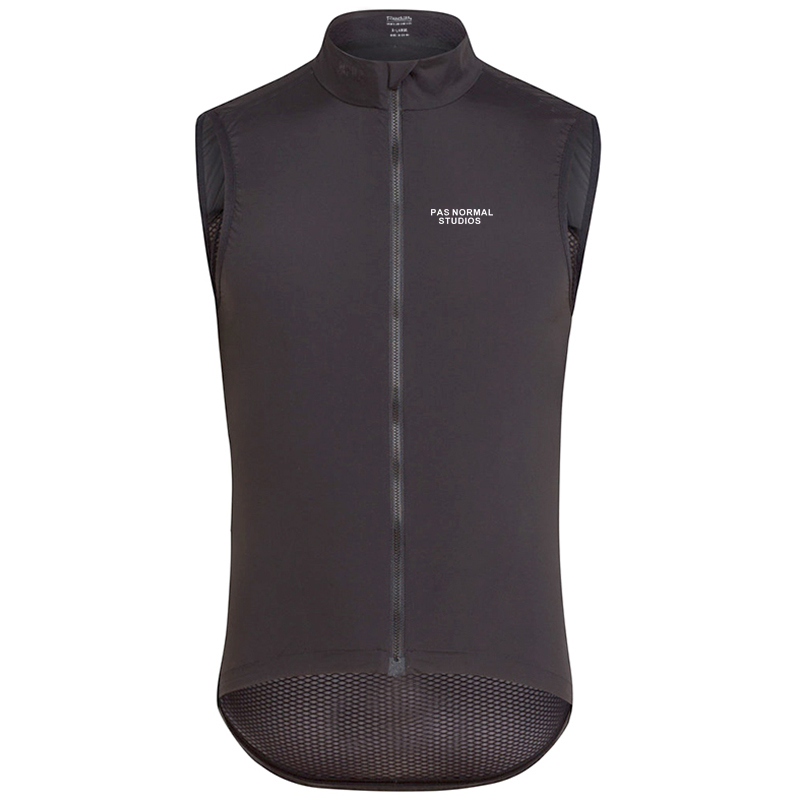 Chaleco 2018 Reflective Logo Cycling Gilet Bicycle MTB Lightweight Windproof Vest Mountain Bycicle Clothing Back Breathable Mesh