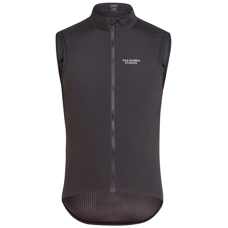 Chaleco 2021 logotipo reflexivo ciclismo gilet bicicleta mtb leve à prova de vento colete mountain bycicle roupas volta malha respirável