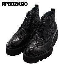 9fc339cda4 Compra black glitter booties y disfruta del envío gratuito en ...