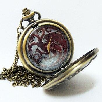 Карманные часы Игра престолов Таргариены