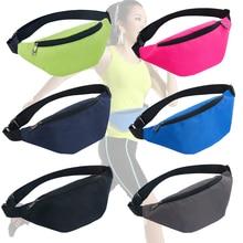купить Women Waist Bag Belt New Brand Fashion Waterproof Chest Handbag Unisex Fanny Pack Ladies Waist Pack Belly Bags Purse Gifts онлайн