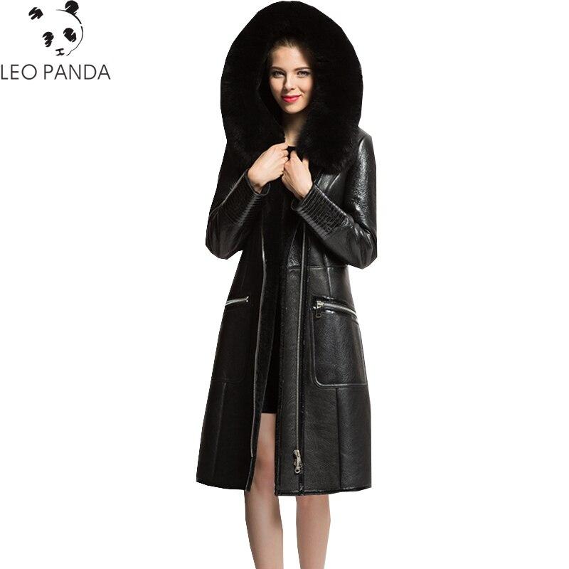 cappotti in pelle da donna