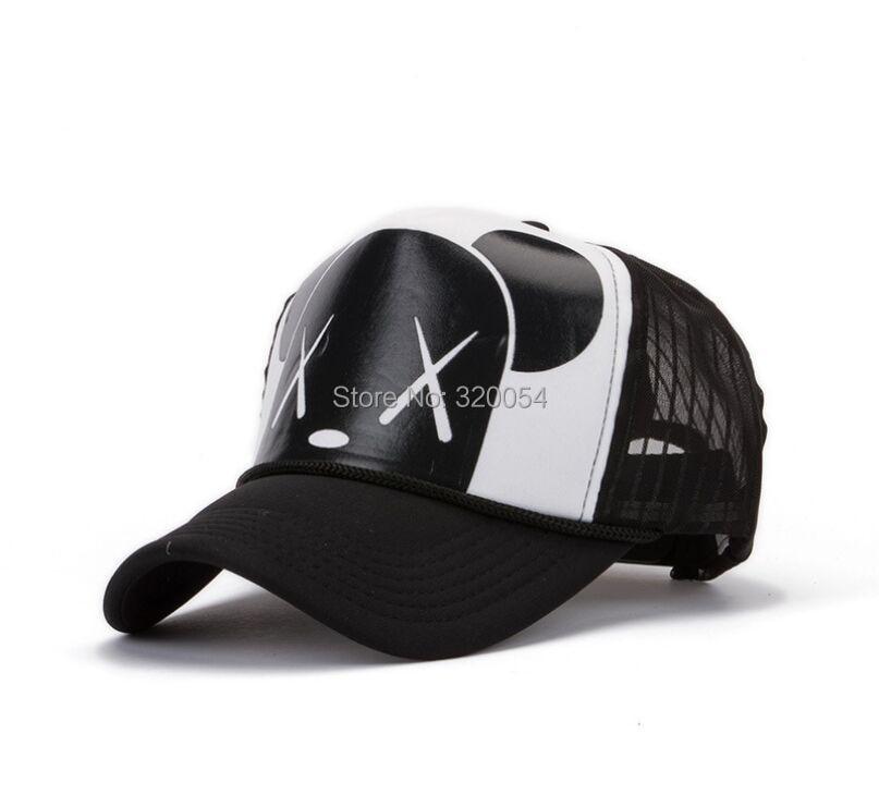 1 unids 2015 nueva moda de primavera gorra de béisbol hombres y mujeres  Cartoon camión sombrero tamaño ajustable del envío libre 7b5a47fc6f8