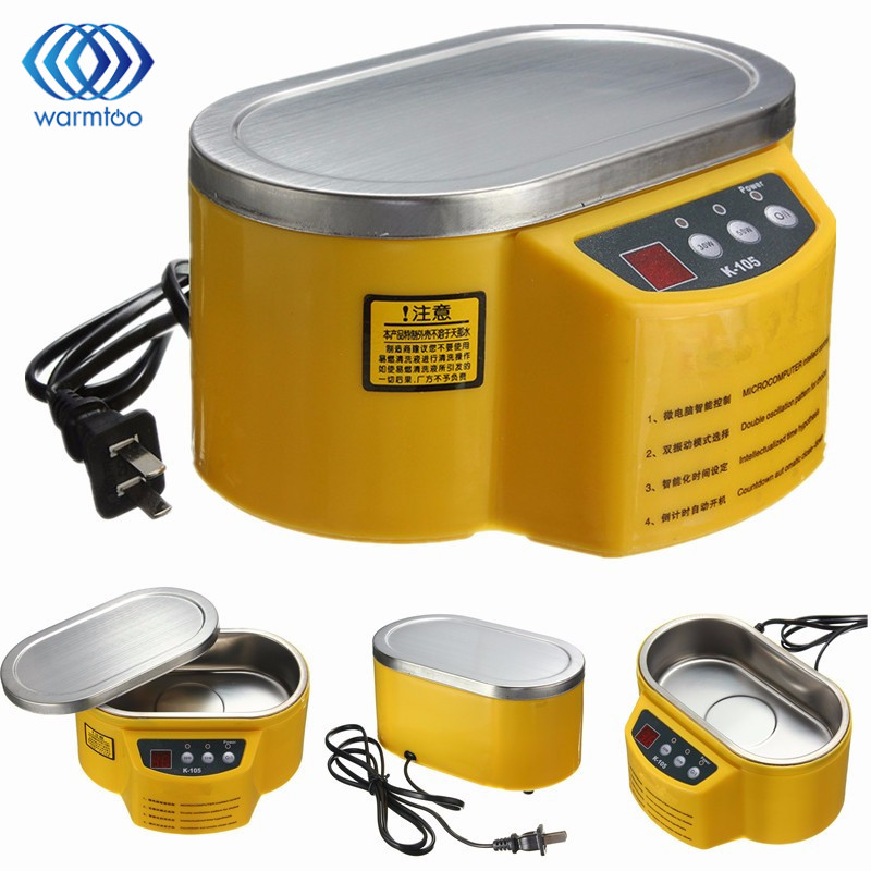 30W/50W Smart Ultrasonic Cleaner Bath for Jewelry Glasses Circuit Board Cleaning Machine Intelligent Control Ultrasonic Cleaning himoskwa 600ml mini ultrasonic cleaner intelligent digital control ultrasonic cleaner bath for jewelry glasses cleaning 30w 50w