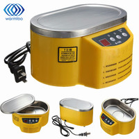 30W/50W Smart Ultrasonic Cleaner Bath for Jewelry Glasses Circuit Board Cleaning Machine Intelligent Control Ultrasonic Cleaning