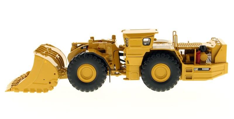 DM   85297 1:50 Cat R3000H Underground ล้อ Loader ของเล่น-ใน โมเดลรถและรถของเล่น จาก ของเล่นและงานอดิเรก บน   2