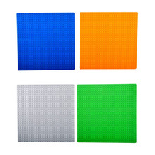 Toys Brinquedos Large Base Plate Technic 32*32 Dots Compatible Building Series DIY Baseplate Four Colors Kid