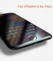 Tempered Glass For iPhone 6 6s Plus 9h high quality 2.5D Screen Protector For iPhone 6 6s 4.7 Inch/ 6s Plus 5.5 Inc