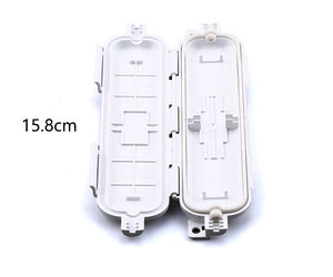 Image 4 - FTTH outdoor Fiber optic protective box drop cable protection box Upgraded version waterproof