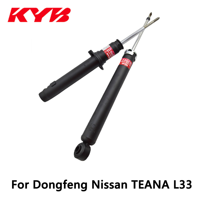 KYB rear car shock absorber 349214 EXCEL-G inflatable for Dongfeng Nissan TEANA L33 auto part kyb car right front shock absorber 339232 for toyota highlander auto parts