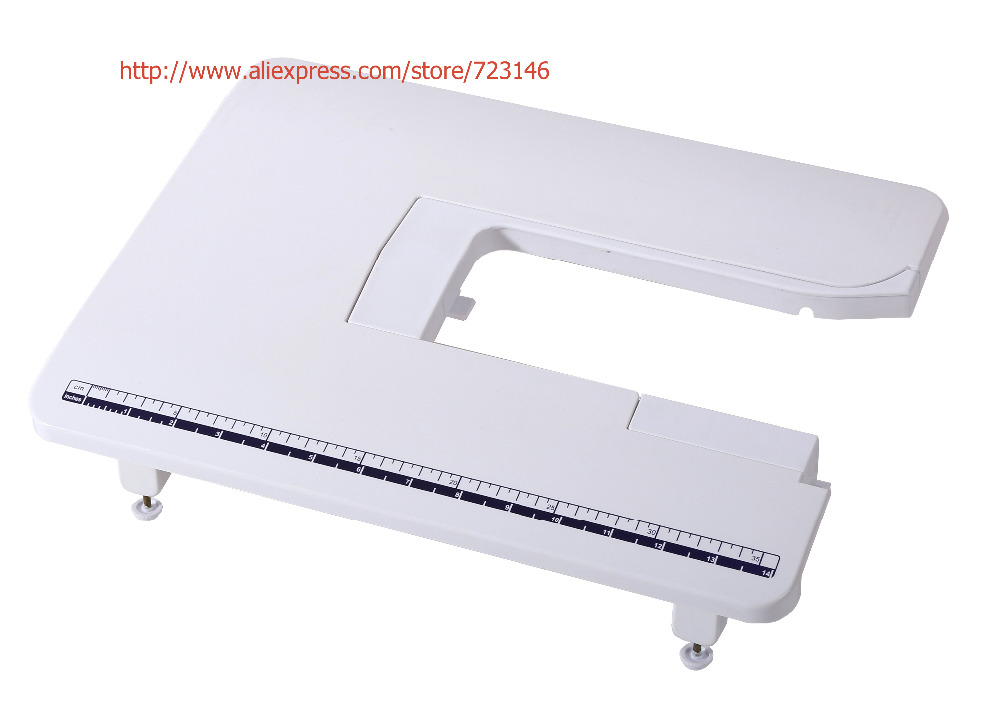 NEW Brother Sewing Machine Extension Table FOR Brother NV10/10A/30/50 GS2700/ 2750/ 3700/3750  JS1400 JS1450
