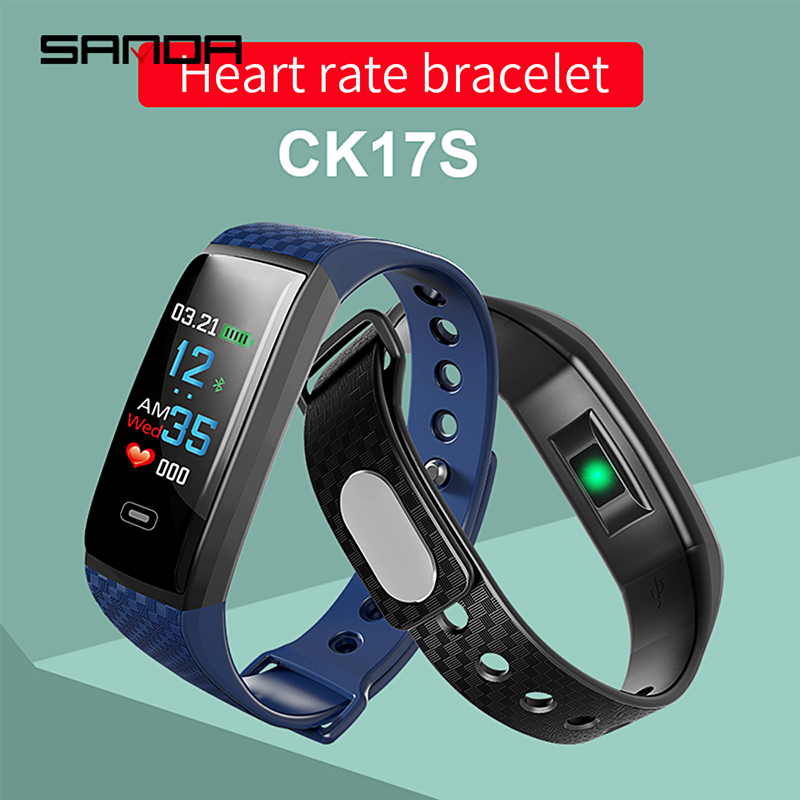 SANDA Bluetooth Smart Watch for IOS Android Men Women Sport Watch Fitness Tracker Smartwatch Heart Rate Monitor Blood Pressure fitness smart watch women heart rate monitor blood pressure running sport watch for woman smartwatch app support for android ios
