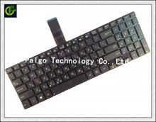 Russian Keyboard for Asus VivoBook   RU Black 0KNB0-612DRU00 9Z.NANSQ.00R 0KNB0-610BRU00 keyboard