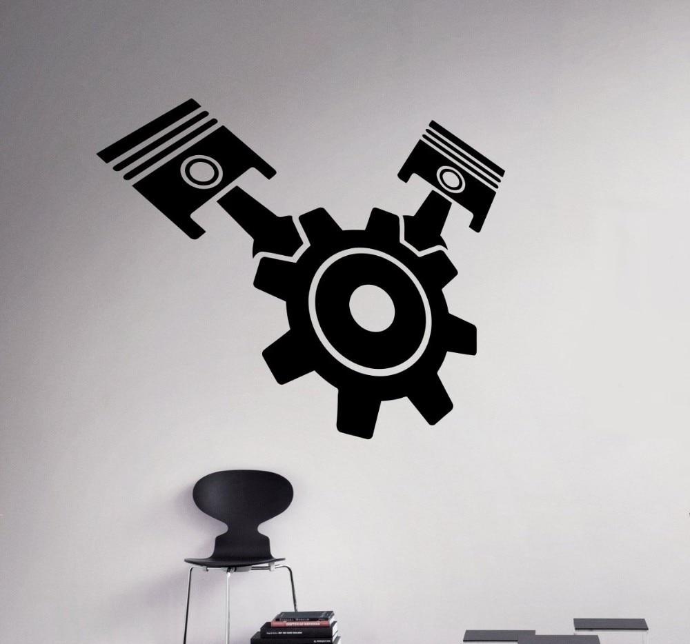 Gear Wall Decor gear wall decor promotion-shop for promotional gear wall decor on