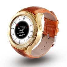 """Bluetooth Smart Uhr 1,33 """"tft mtk6580 512 mb/4 gb 3g smartwatch telefon unterstützung sim tf karte herzfrequenz sprachsteuerung für android"""