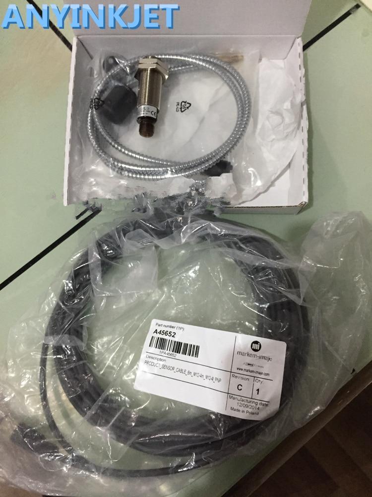 original new Optical fiber with sensor For Imaje A45640 Fiber with A45652 sensor PRODUCT SENSOR GLASS