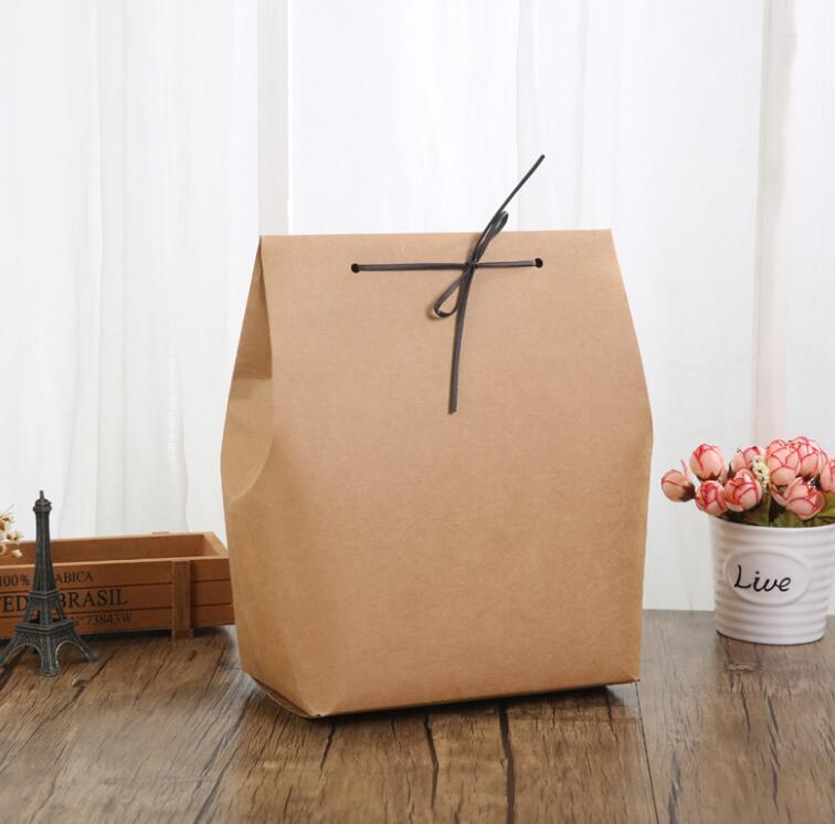 20pcslot stand up style gift box box retail kraft - Stand Up Jewelry Box
