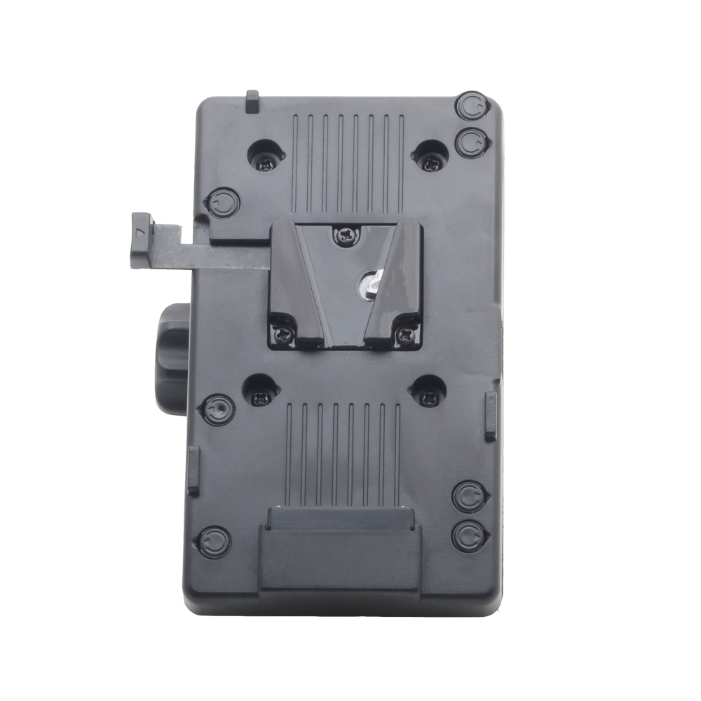 BP Battery Back Pack Adapter V-lock Mount Plate for Sony D-Tap DSLR Rig External