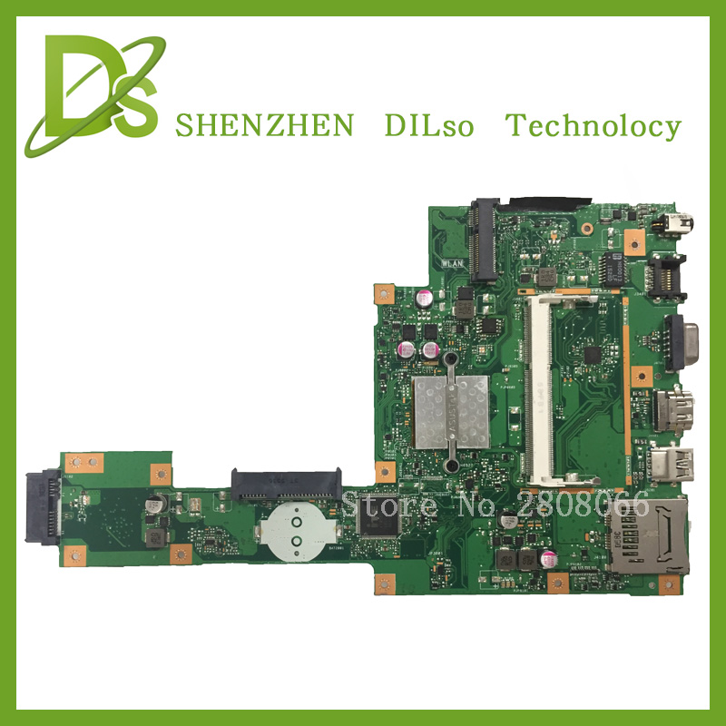SHUOHU X553MA For ASUS X553MA x503m f553ma f553m Laptop motherboard X553MA mainboard REV2.0 Integrated 100%tested freeshipping brand new pbl80 la 7441p rev 2 0 mainboard for asus k93sv x93sv x93s laptop motherboard with nvidia gt540m n12p gs a1 video card