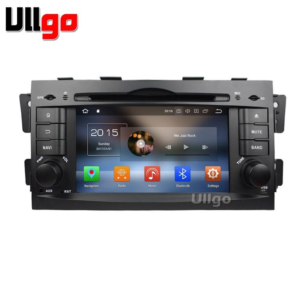 7 pouce 4 gb RAM Android 8.0 Unité De Tête de Voiture pour Kia Borrego Mohave 2008-2010 Autoradio GPS avec BT Radio RDS Mirrorlink Wifi