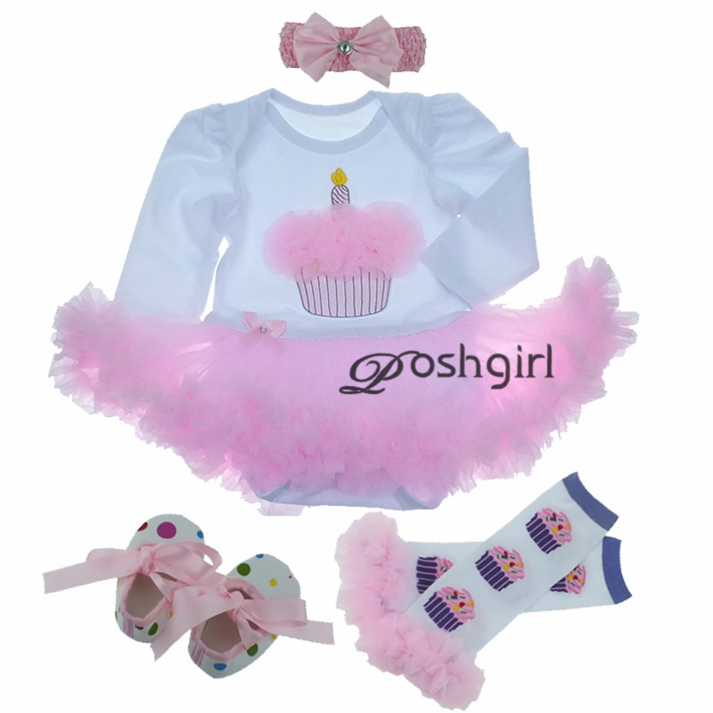 High Quality Baby Clothes Set Princess Spring Autumn