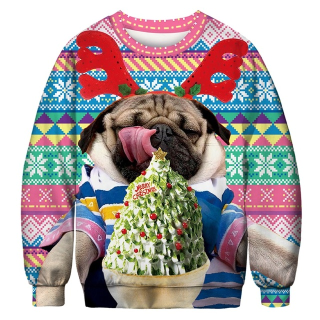 A103244 Mens ugly christmas sweater 5c64c1130a218
