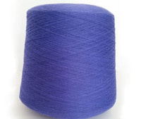 100 Cotton Yarn For Sewing Weaving Knitting Or Clothes Thread 20s 2 Colour Combed Yarns Eco