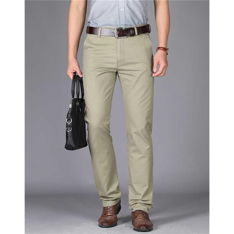 Pantalones de vestir de alta calidad para hombre, pantalones de vestir para hombre, pantalones de negocios, pantalones sociales informales para oficina, pantalones clásicos para hombre