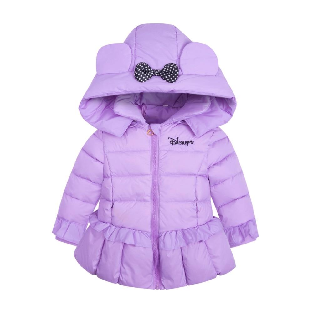 Bibicola Autumn Winter Toddler Clothing Baby Girls Jacket