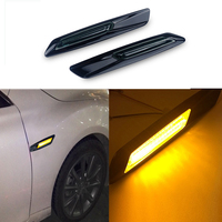 For BMW E90 E91 E92 E93 Car LED Fender Side Marker Turn Signal Light For BMW