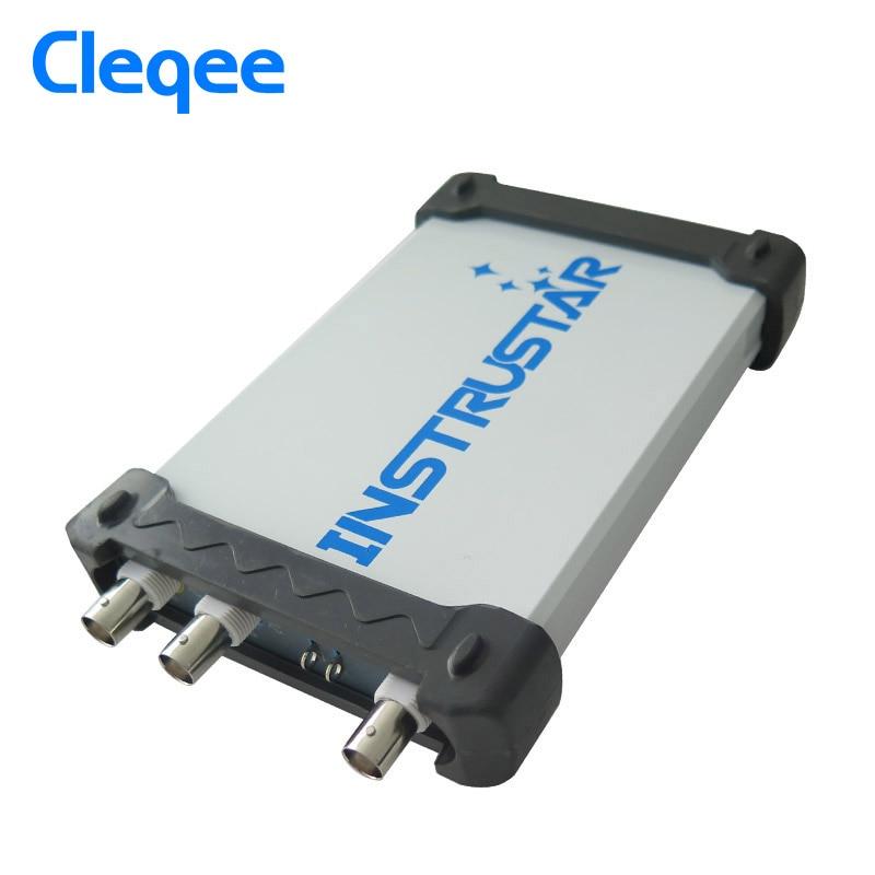 ISDS205B 5 IN 1 daugiafunkcis kompiuterio pagrindu pagamintas USB - Matavimo prietaisai - Nuotrauka 4