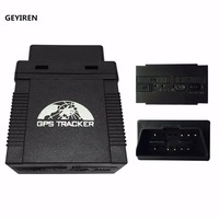 GEYIREN GPS GSM GPRS Tracking OBD Vehicle Tracker GPS306B Goole SMS Real Time Tracking 2 4G