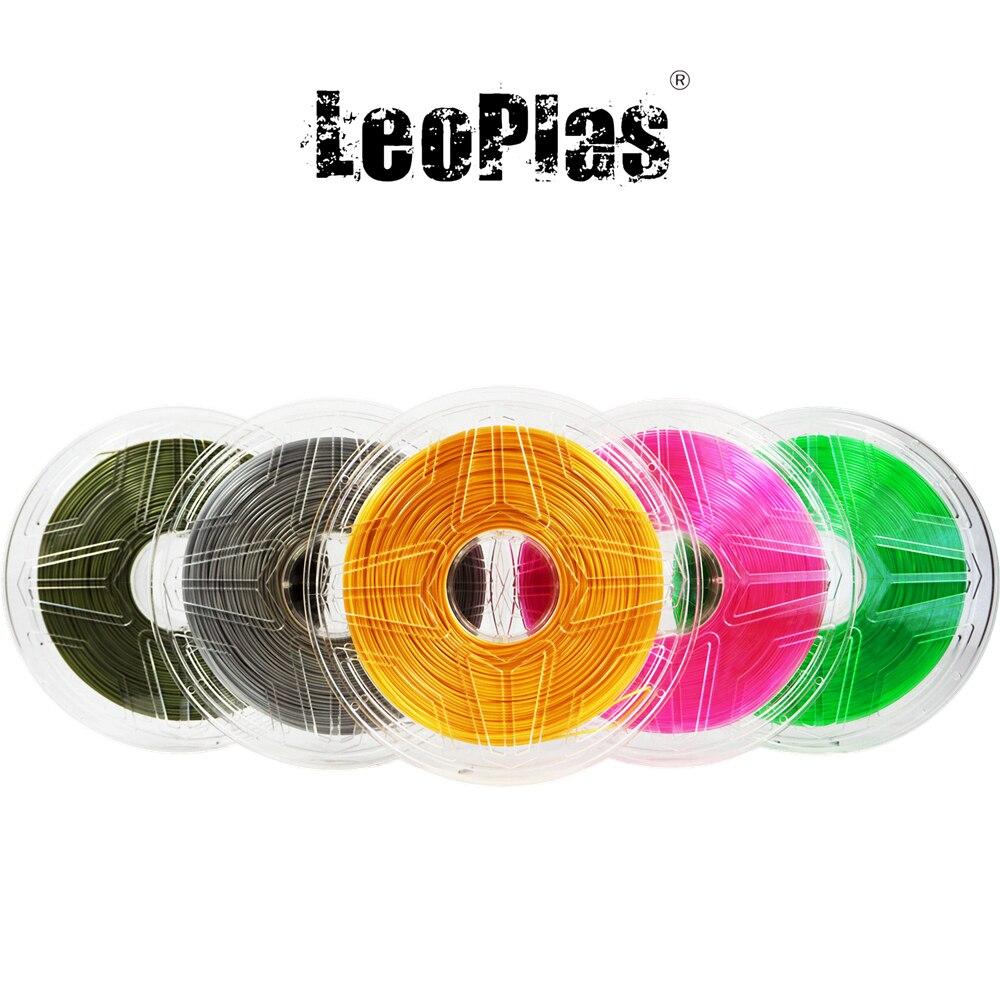 Liquidation vente aux etats-unis espagne entrepôt 1.75mm 1kg PETG Filament pour FDM 3D imprimante consommables stylo matériel impression fournitures