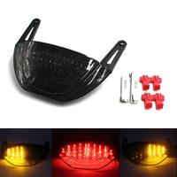 For Honda CBR600RR CBR 600 RR 2007 2008 2009 2010 2011 2012 Rear Tail Light Brake Turn Signals Integrated LED Light CBR 600RR