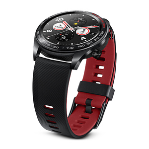 Image 3 - Huawei relógio inteligente mágico com rastreador de fitness, tela colorida de amoled 1.2 hd, bluetooth, gps, monitor de frequência cardíaca para android/ios