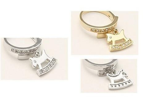 Fashion style elegant and beautiful ring perfect jewellery as gift 30pcs/lot + free shipping